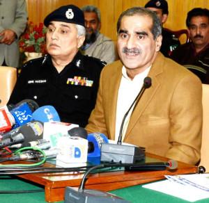 Khawaja Saad Rafiq - railway - report