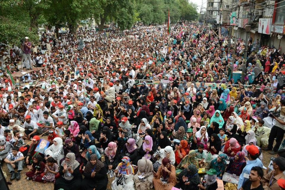 ڈاکٹر طاہرالقادری نے کارکنوں کو 4 اکتوبر کو گھروں کو روانہ ہونے کا گرین سگنل دے دیا