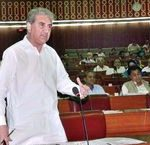 افغان سرزمین پاکستان کے خلاف استعمال نہیں ہونی چاہیے، شاہ محمود قریشی کا افغان ہم منصب سے رابطہ