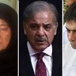 شہباز شریف خاندان کے 150بنک اکاونٹس منجمد کردئے گئے