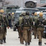 کشمیر میں جھڑپ افسر سمیت4 بھارتی فوجی ہلاک دو مجاہد شہید