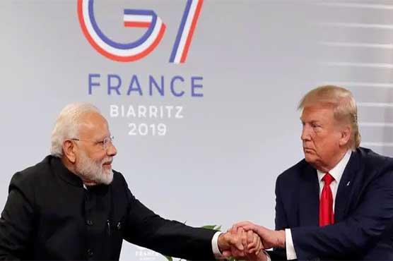 مودی کی ڈھٹائی ! بھارت اور پاکستان کے تمام مسائل دو طرفہ ہیں۔  کسی بھی ملک کو اس لئے زحمت نہیں دیتے