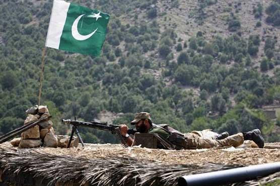 بھارت کی فضائی حملے کی دھمکی، دشمن 27 فروری کا موثر جواب یاد رکھے: پاکستان