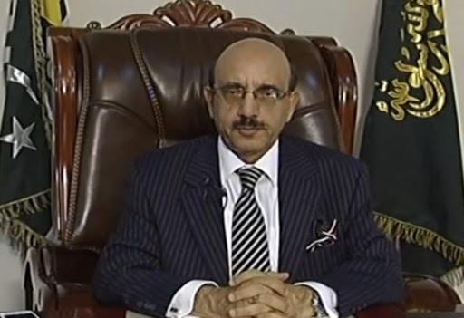 عوام قانون نافذ کرنے والے اداروں اور محکمہ عامہ سے بھرپور تعاون کریں سردار مسعود خان