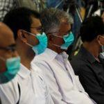 پاکستان کوروناوائرس ..694نئے کیسز رپورٹ ..،فعال کیسز کی تعداد8 ہزار205