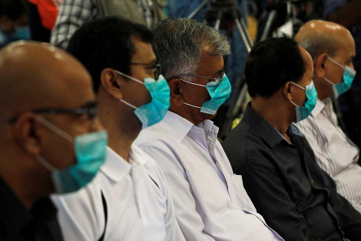 ۔۔۔کوروناوائرس کی وبا ء، 50 افراد جاں بحق, 3277افراد متاثر