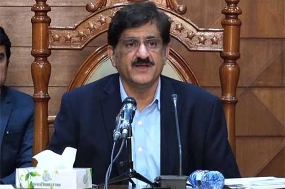کوئی نرمی نہیں، مراد علی شاہ کا سندھ میں مزید سخت لاک ڈاؤن کا اعلان