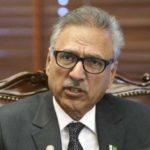 مقبوضہ کشمیر کے عوام اپنے آپ کو اکیلا نہ سمجھیں ہم آپ کے ساتھ ہیں اور ساتھ رہیں گے..صدر پاکستان