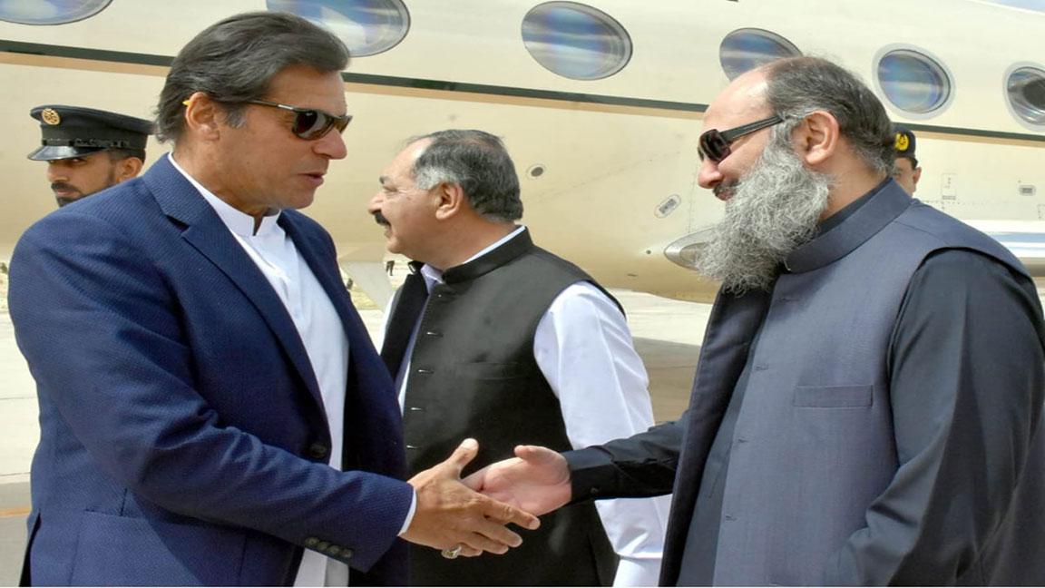 اپریل / صوبے فیصلہ کریں گے…. لاک ڈاؤن میں کہاں نرمی کرنی ہے،عمران خان