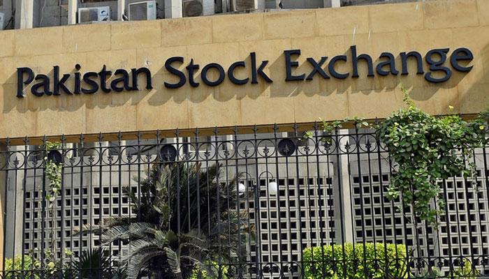 کراچی :پاکستان اسٹاک ایکس چینج میں کاروباری ہفتے کا اختتام منفی زون میں ہوا