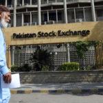 پاکستان اسٹاک مارکیٹ میں کاروباری ہفتے کے پہلے روز ملا جلا رجحان رہا، کے ایس ای100انڈیکس میں16.10پوائنٹس کا اضافہ