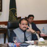 وزیراعلی پنجاب عثمان بزدار سے لیگی ایم پی اے کی ملاقات