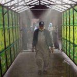 جراثیم سے پاک کرنے والے واک تھرو گیٹکو طبی ماہرین نے زہریلا شکنجہ قراردے دیا