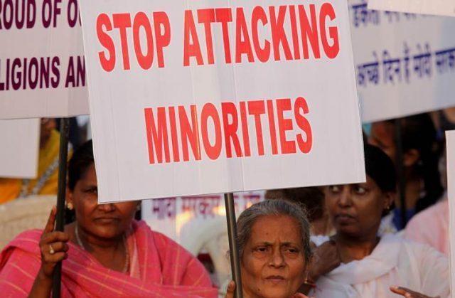 امریکی کمیشن کا بھارت کو بلیک لسٹ کرنے کا مطالبہ