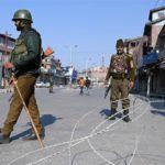 کشمیر میں محاصرے اور تلاشی مہم کے دوران ایک کشمیری نوجوان شہید