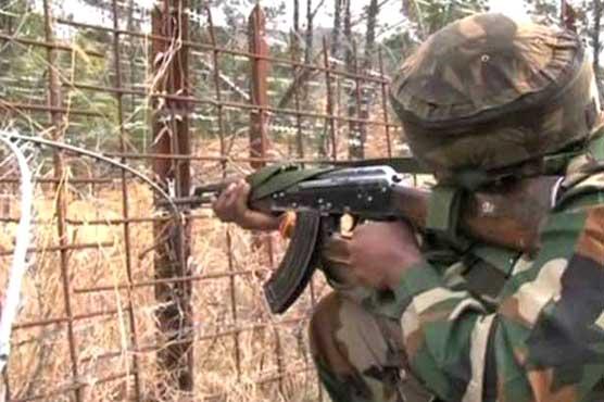 ایل او سی پر بھارتی اشتعال انگیزی؛ فائرنگ کے تبادلے میں پاک فوج کا جوان شہید