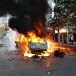 امریکہ، سیام فام کی ہلاکت مظاہر ے، جلاؤگھیرا ؤمیں 10افراد ہلاک