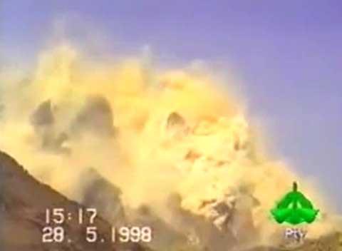 پاکستان نے 28 مئی 1998ء کو کامیابی سے ایٹمی تجربات کیے،ڈی جی آئی ایس پی آر