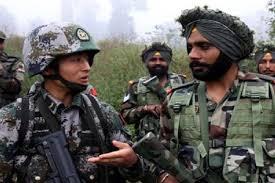 لداخ میں چین اور بھارتی فوج میں جھڑپ، متعدد بھارتی اہلکار گرفتار
