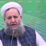 صوبوں سے مشاورت کے بعد عزاداری جلوسوں کی اجازت بارے فیصلہ کیا جائے گا، پیر نور الحق قادری