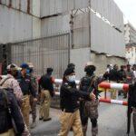 پاکستان سٹاک ایکس چینج پر دہشتگردوں کا حملہ ناکام، تمام حملہ آور مارے گئے