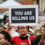 امریکہ میں پولیس کی فائرنگ، ایک اور سیاہ فام شخص ہلاک