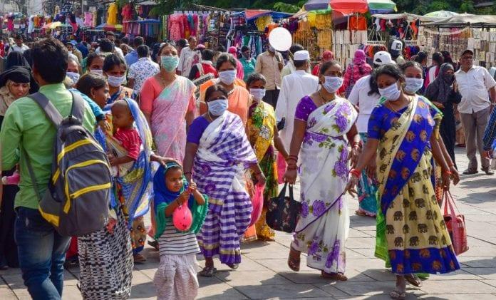 بھارت کورونا کی ساڑھے 7 ہزار اموات کے ساتھ دنیا کا بدترین خطہ بن گیا، برطانوی اخبار