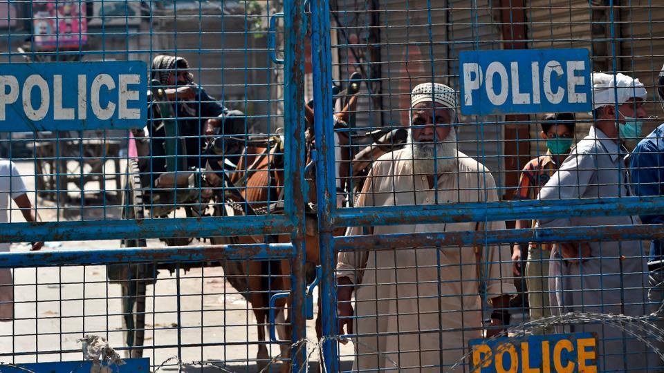 سمارٹ لاک ڈاؤن: پنجاب کے مزید 33 مقامات سیل کرنے کی منظوری