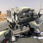 سندھ اور پنجاب میں مختلف ٹریفک حادثات،عورتوں اور بچوں سمیت 11 افراد جاں بحق،4زخمی