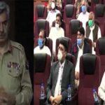 آزاد جموں و کشمیر کے صحافیوں کا آئی ایس پی آر کا دورہ
