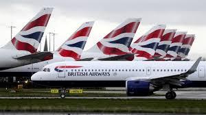 برٹش ایئرویز کا پاکستان کیلئے فضائی آپریشن دوبارہ بحال کرنیکافیصلہ