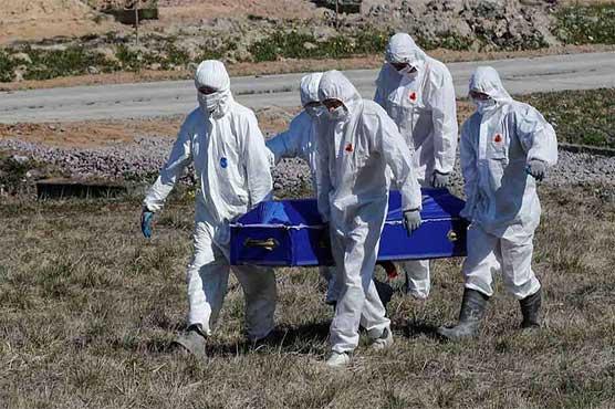 پاکستان بھر میں کورونا کا زور کم ہو گیا، 24 گھنٹوں میں صرف 8 اموات ہوئیں