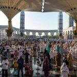 سعودی عرب سمیت خلیجی ممالک میں عید الاضحی منائی گئی