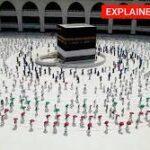 عمرہ ادائیگی کا آغاز ، مسجد الحرام کے دروازے کھل گئے