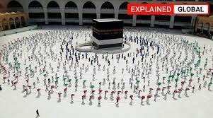 مسلمان خرافات سے دور رہیں، دنیا پر مشکلات اللہ طرف سے امتحان ہے،خطبہ حج