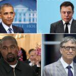 بل گیٹس، اوباما اور ایپل کمپنی سمیت نامور امریکی اداکار اور سیاستدانوں کے ٹوئٹر اکاؤنٹ ہیک