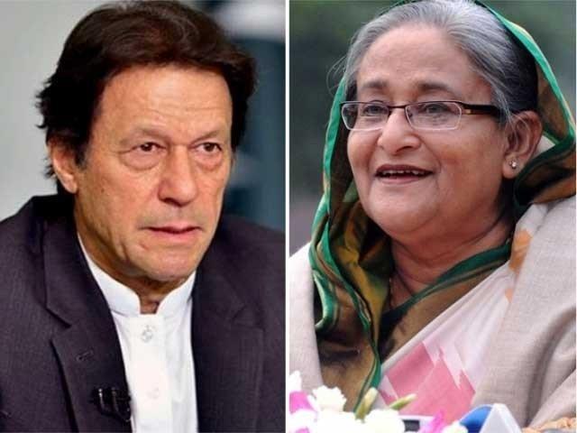 وزیراعظم کا بنگلادیشی ہم منصب سے ٹیلیفونک رابطہ، دورہ پاکستان کی دعوت