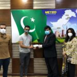 میٹرو پاکستان کا اخوت فاؤنڈیشن کے ساتھ مددگار پروگرام کا آغاز