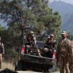دہشت گردوں کاسیکورٹی فورسز پرحملہ، پاک فوج کے 3 جوان شہید