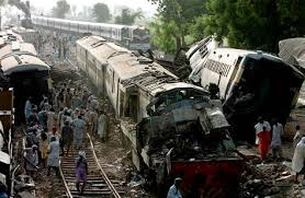 ریلوے  34دنوں میں 14ریلوے حادثات، 22افراد جاں بحق اور متعدد زخمی ہوئے