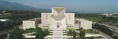 سپریم کورٹ نے آزاد کشمیرہائی کورٹ میں تعینات 5 ججزکی تقرری کالعدم قرار دے دی