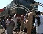 2018 سے اب تک455  ٹرین حادثات،270  اموات