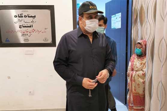 وزیراعلیٰ پنجاب کا  بغیر پروٹوکول لاہور کا دورہ