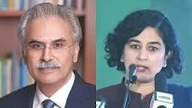 وزیراعظم کے معاونین خصوصی ڈاکٹر ظفر مرزا اور تانیہ ایدورس مستعفی
