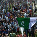 مقبوضہ کشمیر میں پابندیوں کے باوجود کشمیری 14 اگست منا رہے