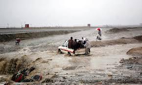 بلوچستان، بارش سے ندی نالے بپھر گئے، بولان میں قومی شاہراہ بہہ گئی