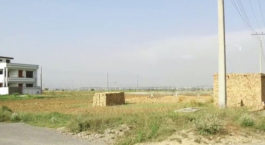 زمینوں پر قبضے سے متعلق کیس'سی ڈی اے نے اسلام آباد کا ماسٹر پلان تباہ، شہر کو تورا بورا بنا دیا ، جسٹس اطہر من اللہ