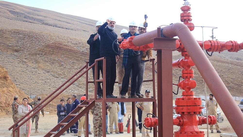 گھوٹکی میں گیس کا ذخیرہ دریافت، پیداواری سرگرمیاں شروع