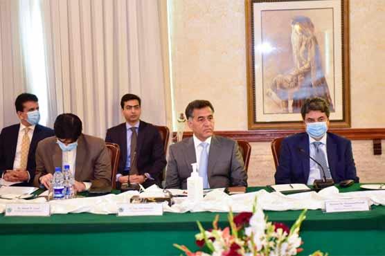 کشمیر کی صورتحال پر آل پارٹیز کانفرنس، ڈی جی آئی ایس آئی کی خصوصی شرکت