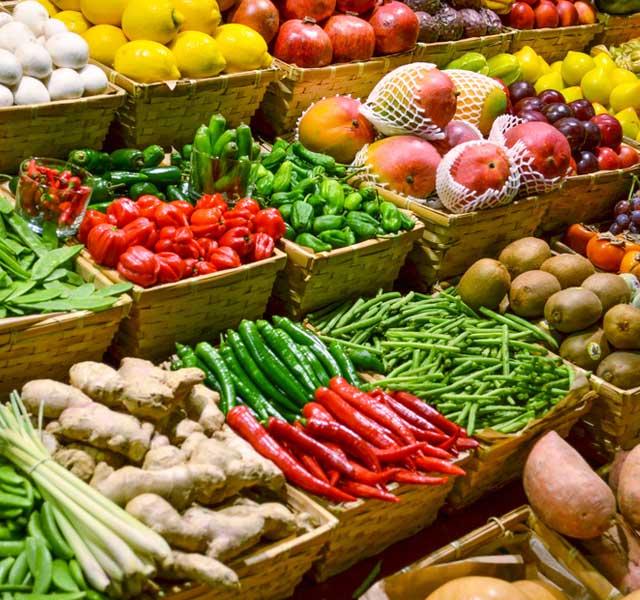 کورونا کی عالمی وباء کے باوجود پاکستان سے پھل اور سبزیوں کی برآمدات میں اضافہ